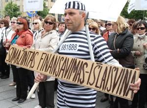 Na wiecu zgromadziło się ponad 1 000 uczestników Fot. Marian Paluszkiewicz