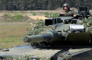 """Litwa chce stałej obecności wojsk NATO na swoim terytorium, bo na razie są one obecne jako uczestnicy wspólnych ćwiczeń lub jako misja """"Baltic Air Policing"""" Fot. ELTA"""