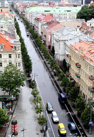 Wędrówki ulicami wileńskimi: Jak Mickiewicz wygonił Zana