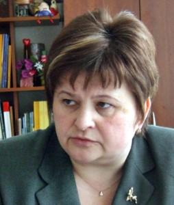 Regina Markiewicz Fot. Marian Paluszkiewicz