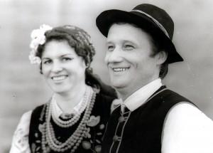"""Rok 1985. 30-lecie """"Wilii"""" Fot. archiwum rodzinne"""