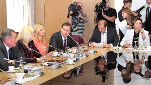 """We wtorek AWPL oświadczyła, że nie pozwoli na traktowanie siebie w koalicji na zasadzie """"młodszego brata"""", dlatego ją opuszcza     Fot. Marian Paluszkiewicz"""