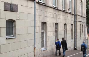 W ubiegłym wieku w tym gmachu miało swą siedzibę gimnazjum im. Króla Zygmunta Augusta Fot. Marian Paluszkiewicz