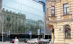 Fragment ulicy Fot. Marian Paluszkiewicz