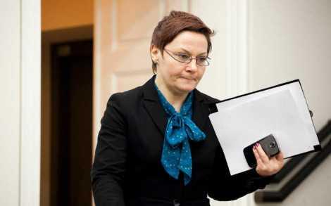 Daiva Ulbinaitė jest podejrzana o nadużycie stanowiska służbowego i ujawnienie tajemnicy państwowej<br>Fot. archiwum