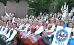 """""""Wilia"""" na VIII Międzynarodowym Festiwalu Folklorystycznym """"Ohrid Sun"""" w macedońskiej Ochrydzie    Fot. archiwum"""