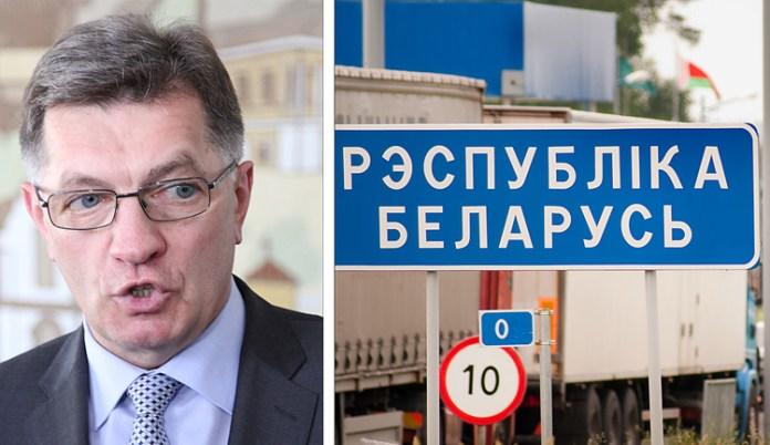Butkevičius jedzie na Białoruś jako gospodarczy łącznik