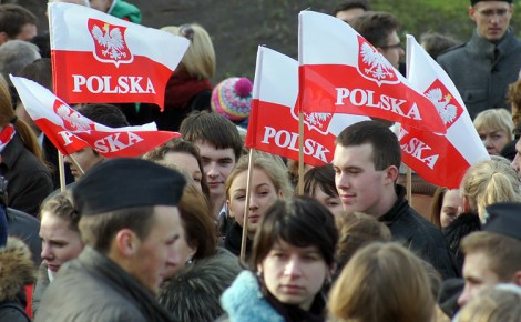 11 listopada zawsze kojarzy się z rodzinną lekcją patriotyzmu Fot. Marian Paluszkiewicz
