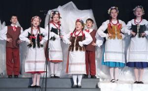 Młodsza grupa godnie rywalizuje z aktualnym dorosłym składem zespołu Fot. Marian Paluszkiewicz