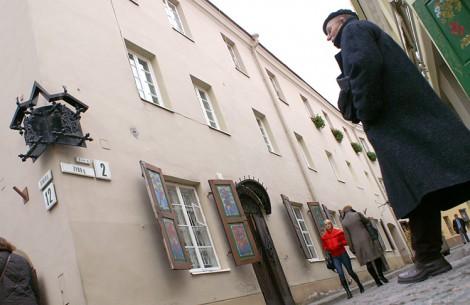 Rząd przyjął decyzję o powołaniu komisji ds. wspólnoty żydowskiej na Litwie Fot. Marian Paluszkiewicz