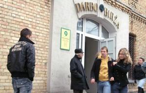 Ogólna sytuacja na lokalnym rynku pracy jest trudna  Fot. Marian Paluszkiewicz