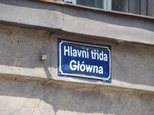 Kiedy i na Litwie zalegalizuje się dwujęzyczne tabliczki ulic? Fot. archiwum