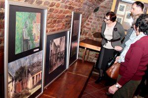 Wszystkie prace zostały wykonane różnymi technikami plastycznymi. Fot. Marian Paluszkiewicz