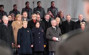 Na jubileuszowe obchody odrodzenia niepodległości nie zaproszono przywódców nawet sąsiednich państw Reprezentowały je delegacje na szczeblu parlamentarnym i rządowym Fot. Marian Paluszkiewicz