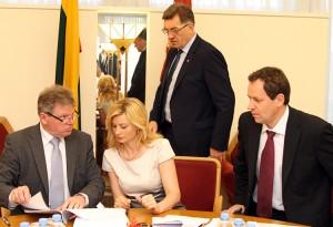 Złożone Polakom przed trzema laty przez premiera Algirdasa Butkevičiusa obietnice spełnienia ich postulatów do dziś pozostają jedynie na papierze  Fot. Marian Paluszkiewicz