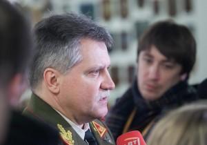 Naczelny dowódca Wojska Litewskiego generał major Jonas Vytautas Žukas Fot. ELTA