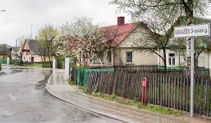 Dzisiejsza ulica 3 Maja swą nazwę zawdzięcza bodajże mieszkańcom Ejszyszek i jest jedyną taką na Litwie