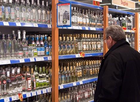 W naszym kraju nadmierne picie alkoholu należy do tradycji powszechnie kulturowych                                                           Fot. Marian Paluszkiewicz