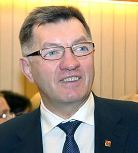 Premier Algirdas Butkevičius    Fot. Marian Paluszkiewicz