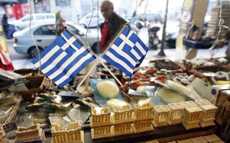 Na razie jeszcze nie wiadomo, czy Grecja wyjdzie, czy zostanie w strefie euro Fot. archiwum