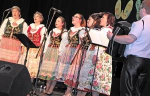 Pieśnią chwalmy Pana Fot. Marian Paluszkiewicz