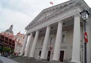 Obchody Dnia Wspólnot Narodowych odbędą się w poniedziałek, 25 maja, w stołecznym Ratuszu  Fot. Marian Paluszkiewicz