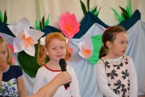 Występy dzieci zachwycały serca rodziców i gości