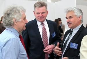Goście i delegaci byli zgodni w tym, że najliczniejsza polska mniejszość narodowa na Litwie wciąż oczekuje na rozstrzygnięcie piętrzących się od lat problemów Fot. Marian Paluszkiewicz