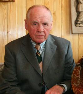 Wiktor Zarzecki (1931-2013) Fot. archiwum