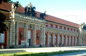 Jedno z wielu z muzeów w Poczdamie Fot. Janina Biesiekierska