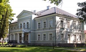 Najokazalszym zabytkiem Solecznik jest pałac Wagnerów Fot. Marian Paluszkiewicz