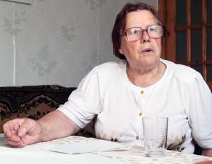 Najdrobniejszy szczegół dotyczący ziem rodzinnych dla pani Anny, polonistki, byłej prezes oddziału ZPL w Mejszagole, jest ważny Fot. Marian Paluszkiewicz