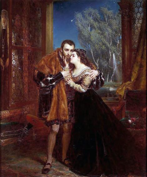 Obraz Jana Matejki (1867) przedstawia królewskich kochanków we wnętrzu renesansowej komnaty na Zamku Wileńskim (Muzeum Narodowe w Warszawie) Fot. archiwum