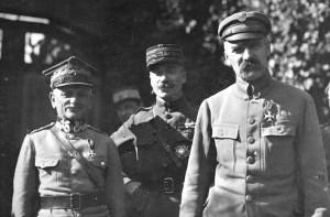 W ocenie historyków, Piłsudski pragmatycznie oceniał sytuację i wykorzystał wszystkie możliwości do osiągnięcia maksymalnego celu, jakim było niepodległe państwo polskie Fot. archiwum