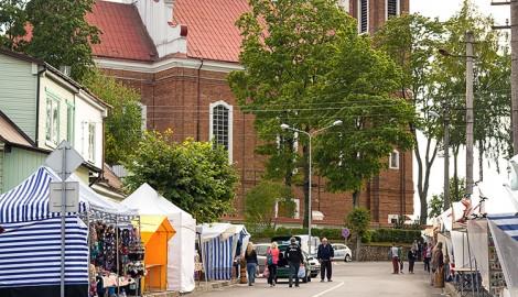 Tradycja odpustów maryjnych w Szydłowie sięga 1457 roku i jest jedną z najstarszych w tej części Europy Fot. Marian Paluszkiewicz