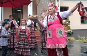 Na program artystyczny święta złożyły się występy zespołów i artystów z Wileńszczyzny, Polski i Białorusi Fot. Marian Paluszkiewicz