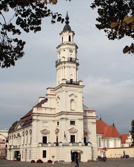 Dzisiaj Polacy w Kownie stanowią 0,6 proc. mieszkańców Fot. Marian Paluszkiewicz