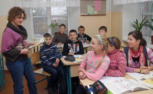 Misja nauczyciela należy do najtrudniejszych, ale jednocześnie najpiękniejszych i zaszczytnych zadań Fot. Marian Paluszkiewicz