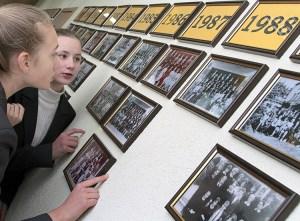 """Gmach """"Zielonej szkoły"""" powstał w ramach akcji budowy 100 szkół dla Wileńszczyzny im. Marszałka Józefa Piłsudskiego Fot. Marian Paluszkiewicz"""