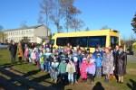Dla Szkoły Podstawowej im. F. Kowalskiej w Rzeszy – boisko sportowe i mikrobus