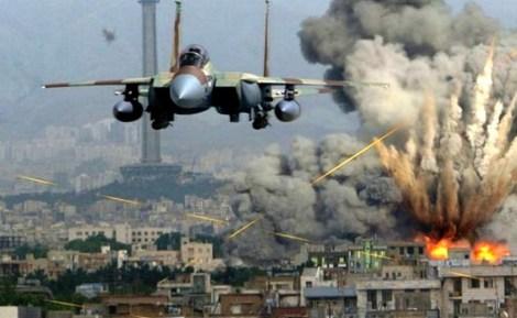 NATO wzywa Rosję do zaprzestania nalotów na pozycje powstańców i obiekty cywilne.