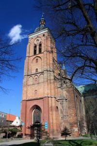 W dniu 25 września 1971 w kościele św. Bartłomieja w Gdańsku  odsłonięto tablicę pamiątkową    Fot. archiwum