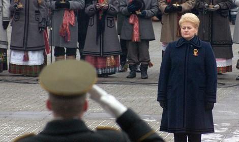Prezydent powiedziała, że wysuwanie oskarżeń bez żadnych konkretnych dowodów jest niedopuszczalne Fot. Marian Paluszkiewicz