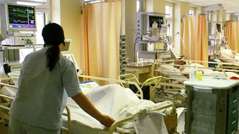 Minister ochrony zdrowia stwierdziła, że w walce z drobnym łapówkarstwem w zakładach leczniczych przeszkadza zachowanie samych pacjentów Fot. Marian Paluszkiewicz