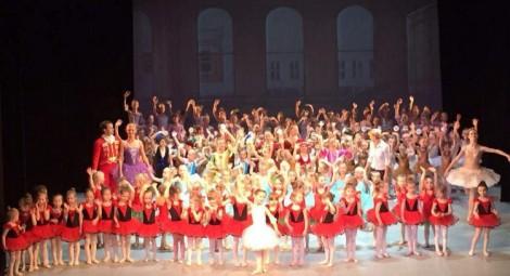Przed sześciu laty Nerijus Juška założył szkoły baletowe w Wilnie i Kownie Fot. archiwum