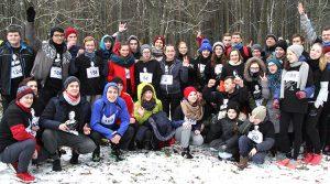 Impreza biegowa w Wilnie odbyła się już po raz drugi Fot. Marian Paluszkiewicz