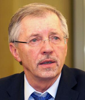 Gediminas Kirkilas Fot. Marian Paluszkiewicz