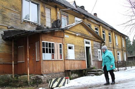 Dom sióstr urszulanek w Czarnym Borze Fot. Marian Paluszkiewicz