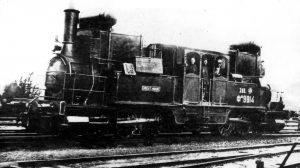 Lokomotywy parowe serii F w XIX stuleciu obsługiwały Kolej Warszawsko-Petersburską Fot. archiwum