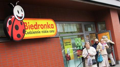 Niektórzy mieszkańcy oferują grupom chętnych wyjazdy do polskich sklepów na zakupy Fot. archiwum